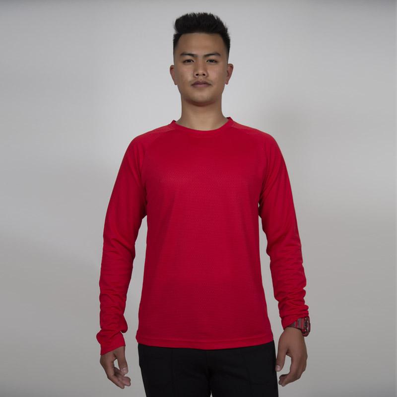 Samdrub Men's Dryfit Full Sleeves T-shirt #1298