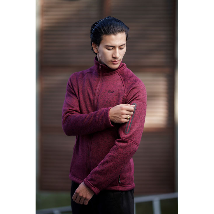 Sampel Men's Sweater Jacket #1227