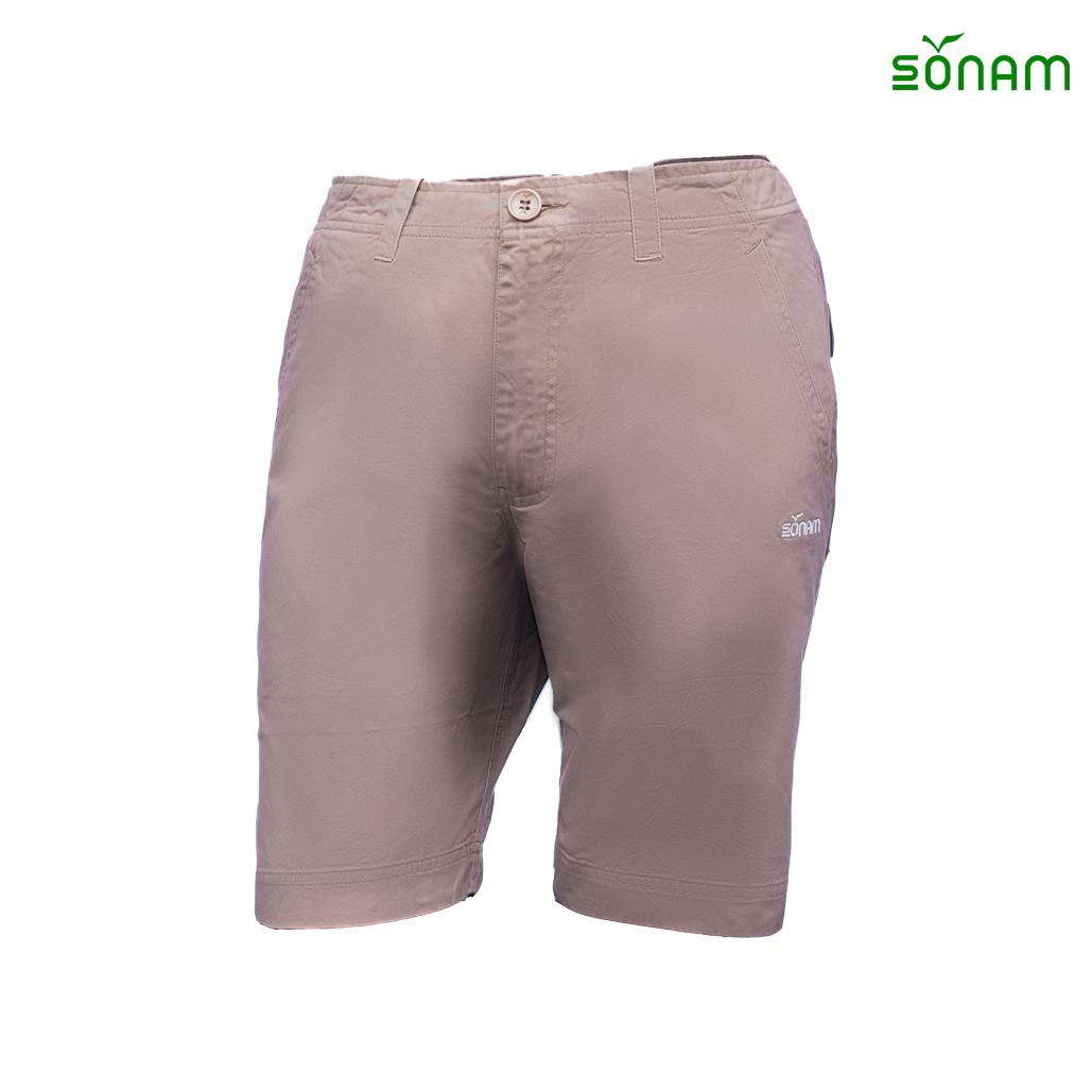 Temba Men's Twill Shorts #1310_01