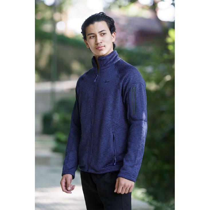 Sampel Men's Sweater Jacket #1227_01