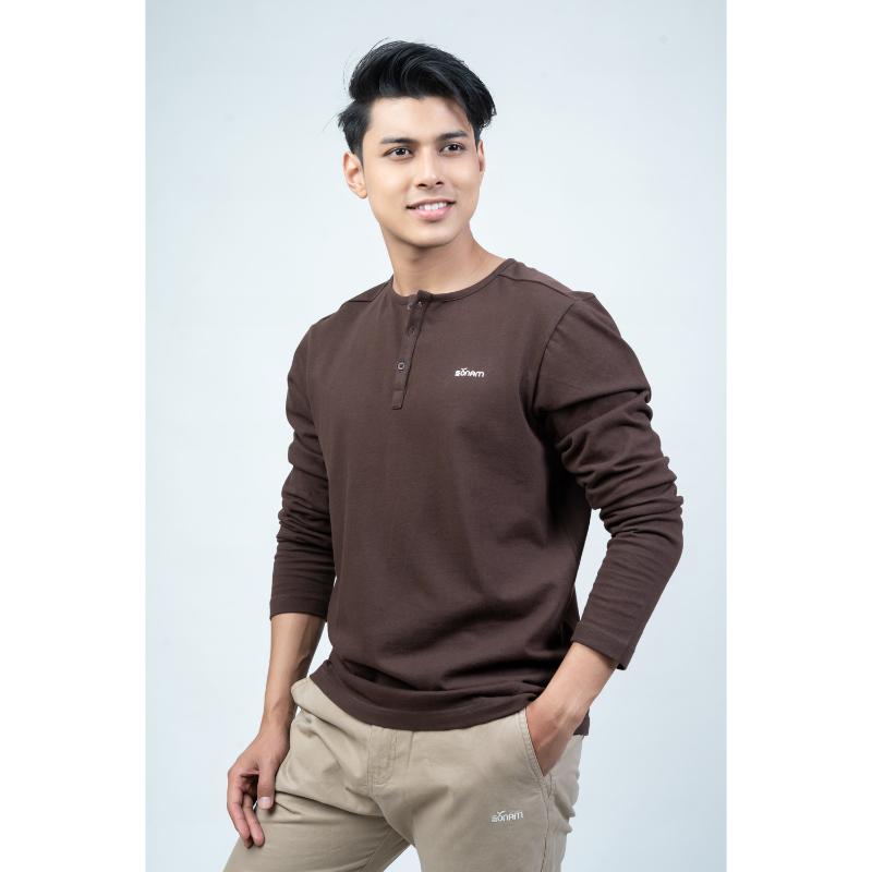 Zopa Men's Plain Full Sleeves Shirt #1332