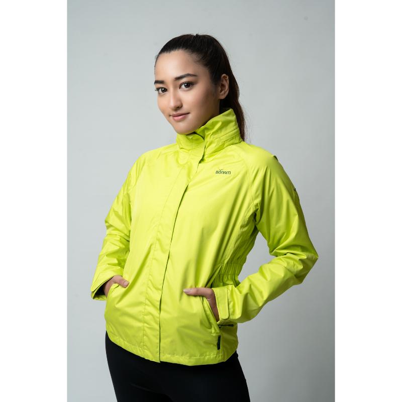 Lhakpa Women's 2ply Rain Jacket #1126
