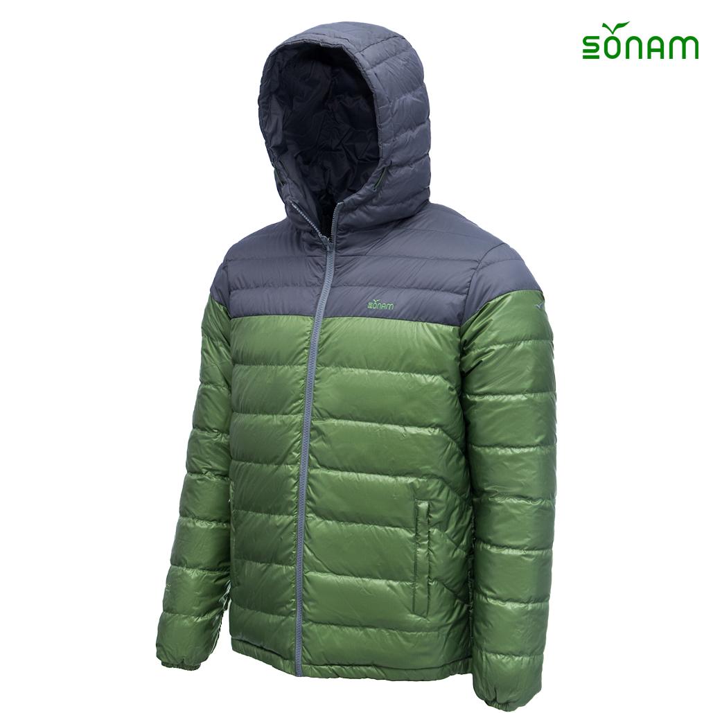 Chozang  Men's  Down Reversible Jacket # 1152