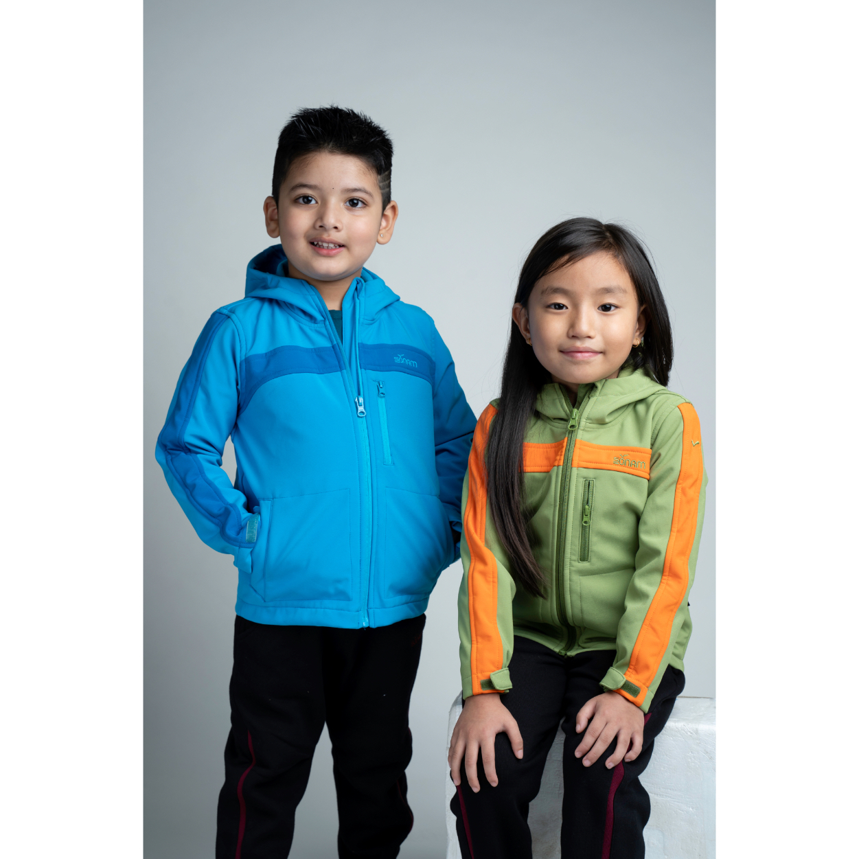 Sampel Kid's Softshell Jacket  #984
