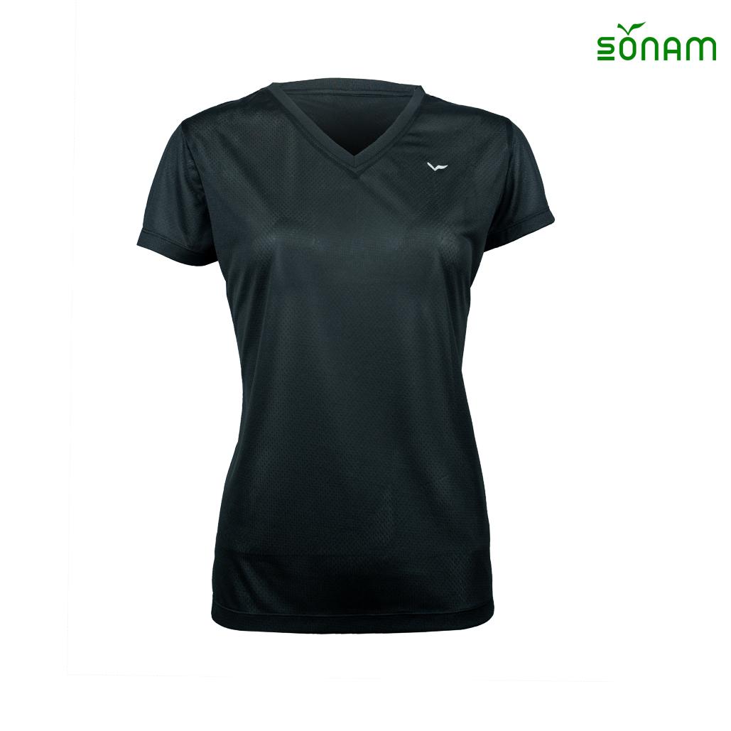 Sangye Women's  V-Neck DryFit T-Shirt #1272