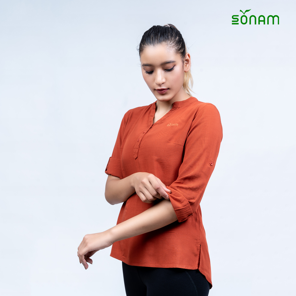 Thani Women's Rayon T-Shirt #1483