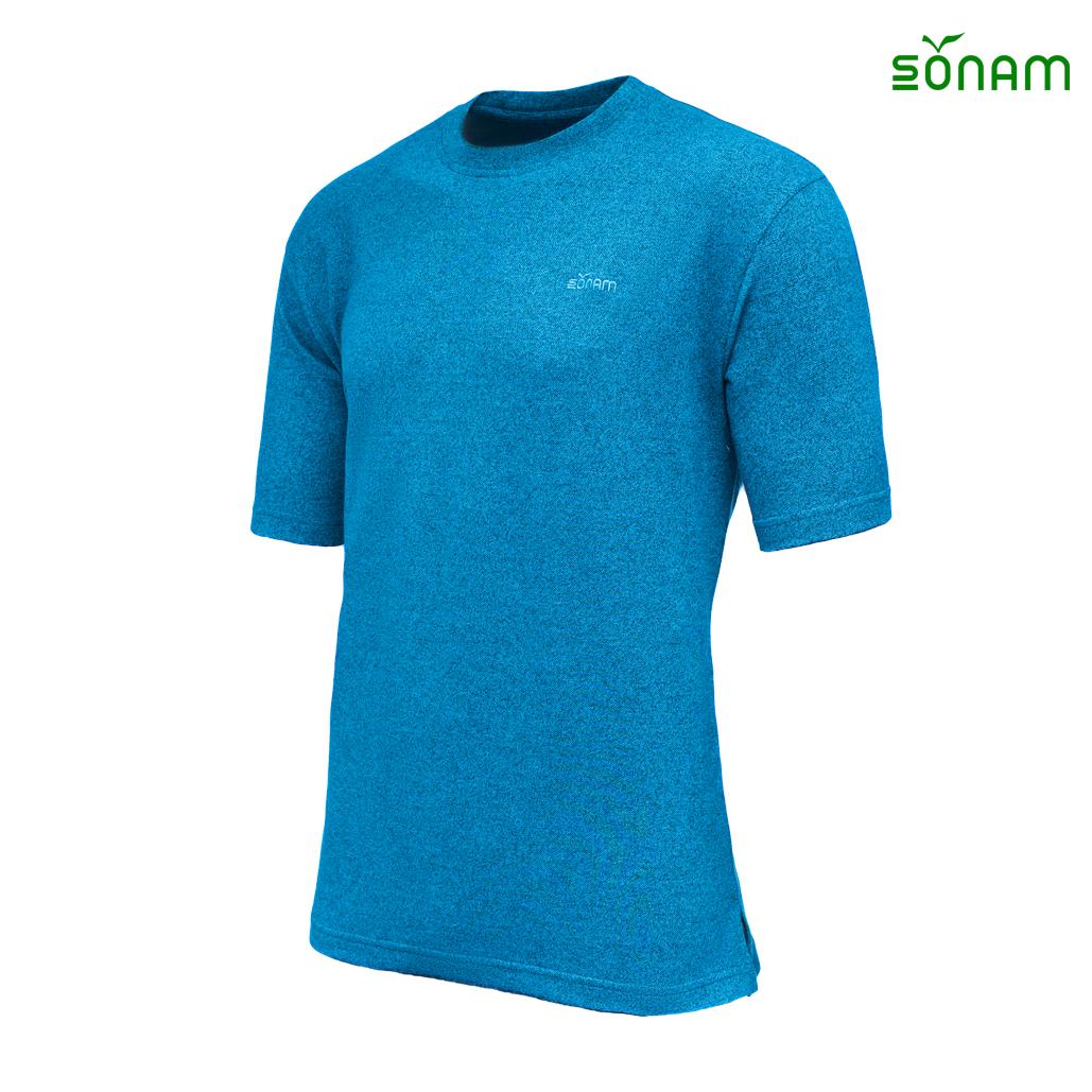 Pavo Men's Heathered Boxy T-shirt #1460