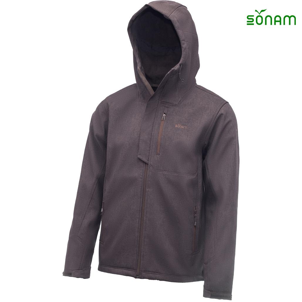 Jamyang Men's Softshell Jacket With  Hood  #1304